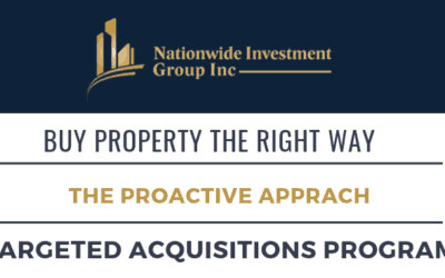 Buy Right with our Proactive Targeted Acquisitions Program (Infographic)